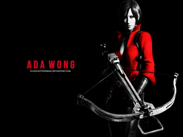 Wong Wallpaper PC by JillValentinexBSAA