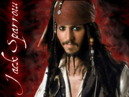 jack sparrow background color by angelwolfire
