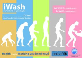 iWash: Evolution Poster by xkotakkotak