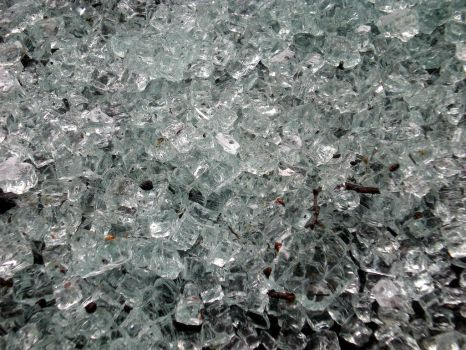 Stock Texture - Glass fragmetns IV by rockgem