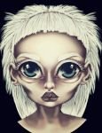 Yolandi Vi$$er by Gh0st-Child