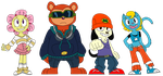 Some Parappa by dbkit