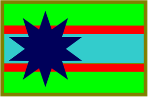 Flag of the Terran Federation by viperaviator