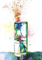 Red Bull by maivisto82