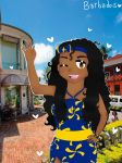 Warm welcome from Barbados!~ by xicystarzx