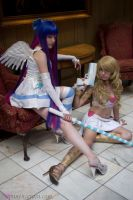 Panty and Stocking by EminenceRain
