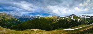 Summer Mountains by DavidVogt