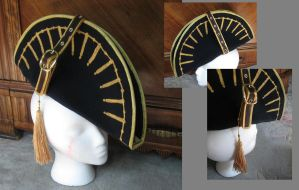Captain Mary Spencer WIP: Hat by Animus-Panthera