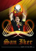 San Iker by bluebenji