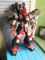 Papercraft Evil Megas Download by MarcGo26