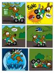 Wallaby Kart Page 1 by Wallaby77