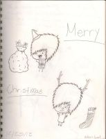 Merry christmas!!! by K2BunnyStyleFan