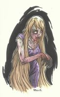 EVIL DEAD FAIRY TALES - RAPUNZEL by leagueof1