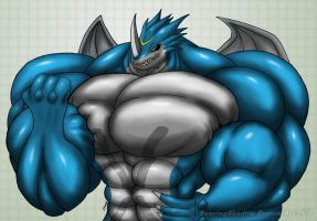 ExVeemon - Buffed by SoaringShadow