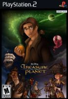 Ps2 Game Treasure Planet 2 by WolfDragonGod