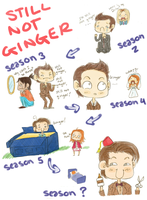 Doctor Who- Still not Ginger by Omnomnom-Monster