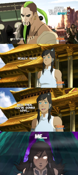 Legend of Korra - Spirit by yourparodies