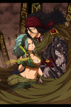 [Collab] Gajevy - Guardians by hyugasosby