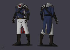 The Order 1886 Outfit by Assassin-or-Shadow