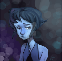 Lapis is an Angel (timelapse) by BootifulRoses