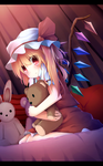 TOUHOU project - Flandre by akabeko93