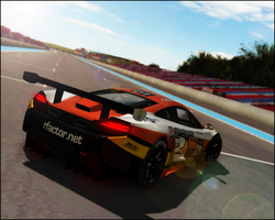 MP4-12C GT3 by thylegion