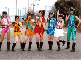 Berryz Kamen .my.next.cosplay. by DigimonForLife