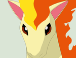 Pokemon Base 109~Ponyta 1~ by Xbox-DS-Gameboy