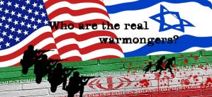 The Real Warmongers by Schneerf