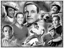 Gene Kelly by WalnutHill