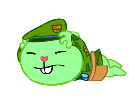 Flippy Vector by Tiftyful
