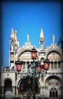 Sunny day in Piazza San Marco by frei76