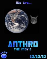 Anthro the Movie poster by Tarjai
