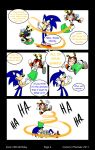 Sonic's 20th Birthday--page 6 by SonicFF