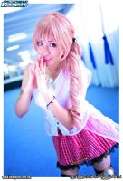 Serah Farron 1 by Xion-Light