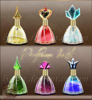 Perfume Bottle Lyotta 10 by Lyotta