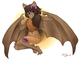 Batty by zombiefruits