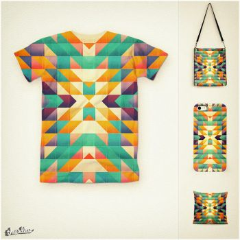 INDIAN SUMMER! @threadless by fruity-shapes