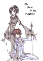 The Ghost in the Machine by AvengeroftheAbyss