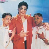 Kriss Kross and MJ by MJandGhostAdventures
