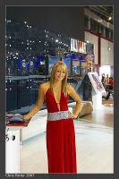 Woman in Red Mk2. by takai