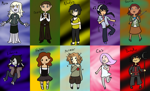 MA - Chibi Batch 2 by Unknown-Variable