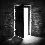 The Slaughter House Door by sneakazz