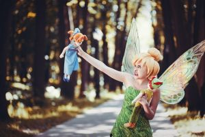 Tinkerbell - Wendy's Hater by Tink-Ichigo