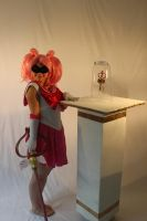 Sailor Chibimoon by zwusel