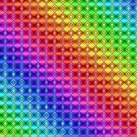 Colorful Checkered Pattern 2 by Humble-Novice