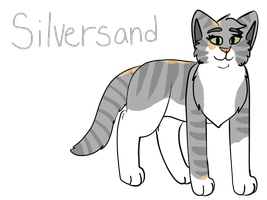 Silversand by SparksHumbleAbode