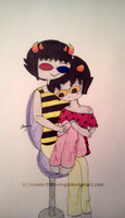 30 Day OTP Challenge - SolKat - Day 2 by InvaderBlitzwing