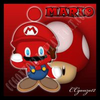 MarioChao by CCgonzo12