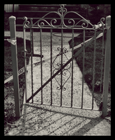 Just a gate by onlyalive8
